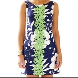 Lily Pulitzer sleeveless embroidered dress